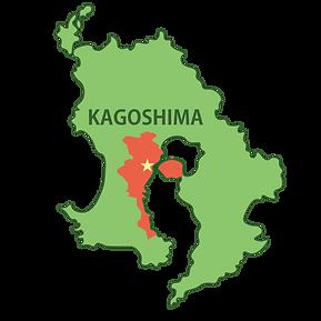 鹿児島市MAP