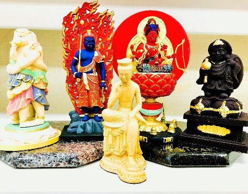 RIYAKの仏像