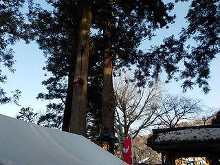 村上市の神社