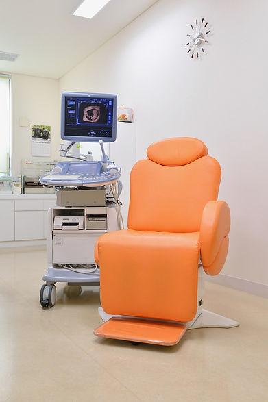 診療室の様子