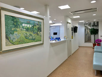 大百堂歯科医院 院内