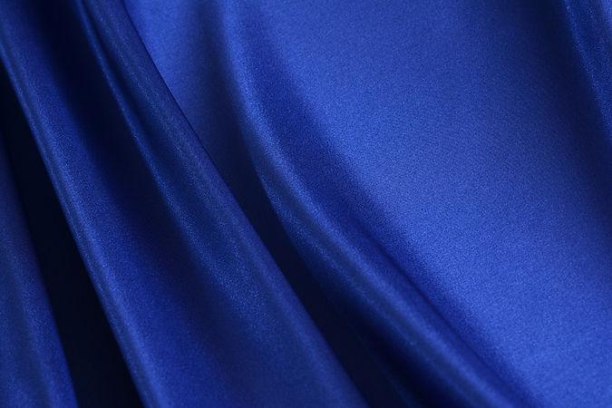 紺色の生地