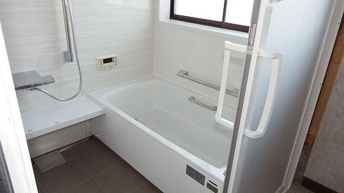 風呂場リフォーム