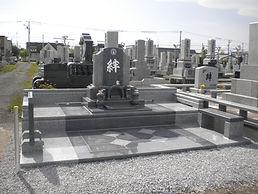お墓の新築・補修・リフォーム