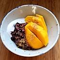 Mango Sticky Rice ข้าวเหนียวมะม่วง