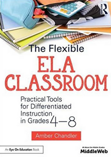 Flexible ELA Classroom book, practical resource for all teachers, and differentiation is made clear and simple.