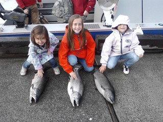 Fishing Charters in Juneau Alaska