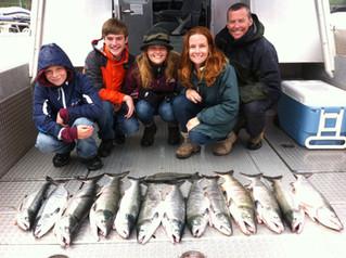 Juneau Alaska fishing