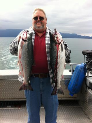 Fishing Juneau Alaska