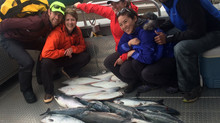 2016 Fishing in Juneau Alaska
