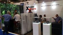 Extruder Experts на выставке в Эссене