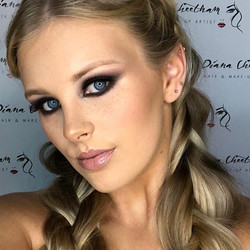 Makeup used___harlottecosmetics Brown Bo