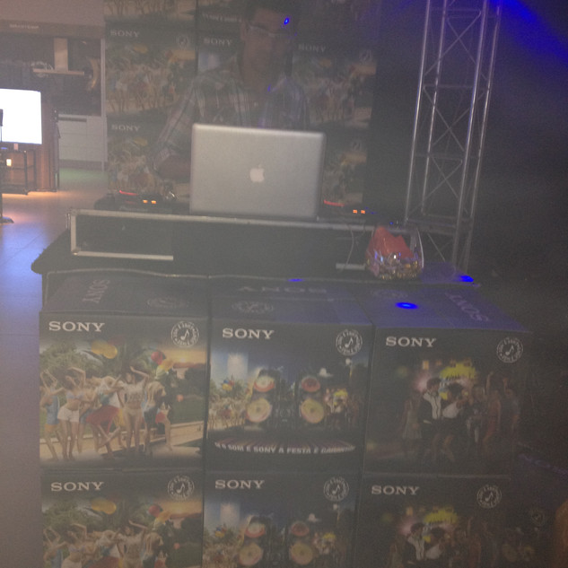 Lançamento 4K Sony (FastShop)