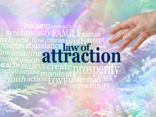The Law of Attraction - June 2021