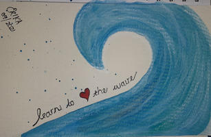 Learn to love the wave
