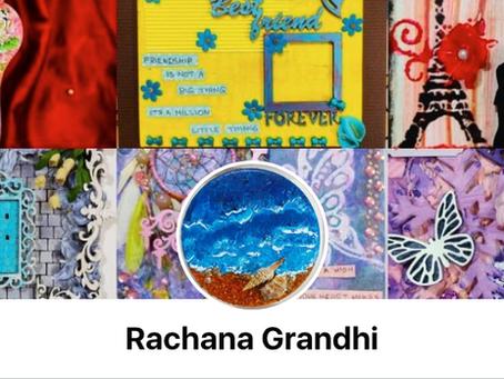 """Healing Art"" - by guest member Rachana Grandhi"