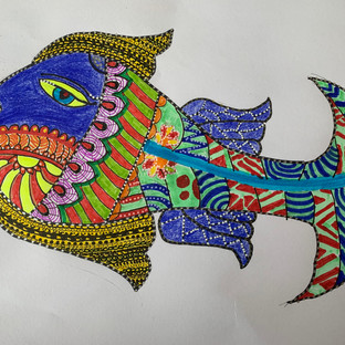 Indian Inspired Fish