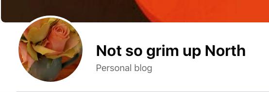 Not so Grim Up North logo