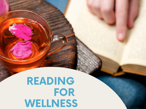 The secrets of - Reading For Wellness