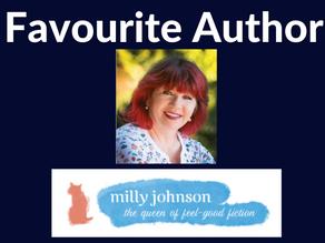 Favourite Author - Milly Johnson