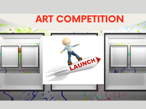 Art Challenge - Design a Christmas Card Competition