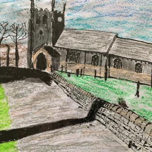 Hoylandswaine Church