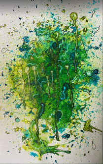 Abstract Splashes