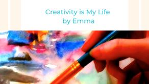 Emma's Creative Life - her inspirational story