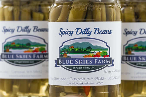 Spicy Dilly Bean