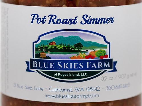 Pot Roast Simmer