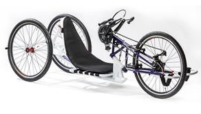 ¿Cómo obtener tu silla tu silla de ruedas, bici de manos o handbike?