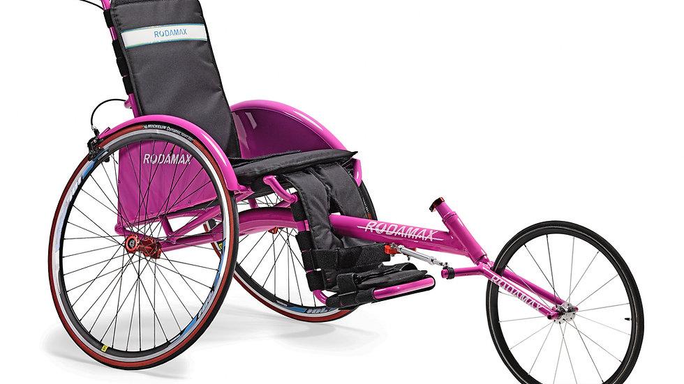 Rodamax Carrera, silla de ruedas de atletismo asistido