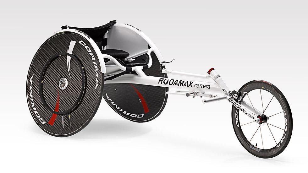 Rodamax Carrera, silla de ruedas de atletismo