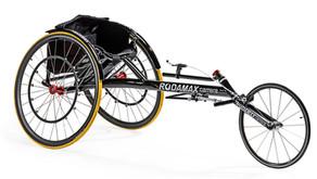 Rodamax Carrera, silla de ruedas de atletismo.