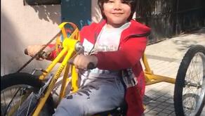 ¿Cuáles son los beneficios de tener una bicicleta adaptada para la familia?