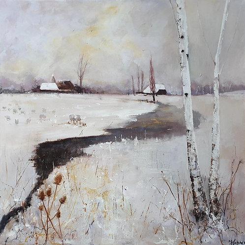 Winter Landscape, Kent