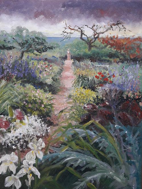 A Bloomsbury Garden - Charleston