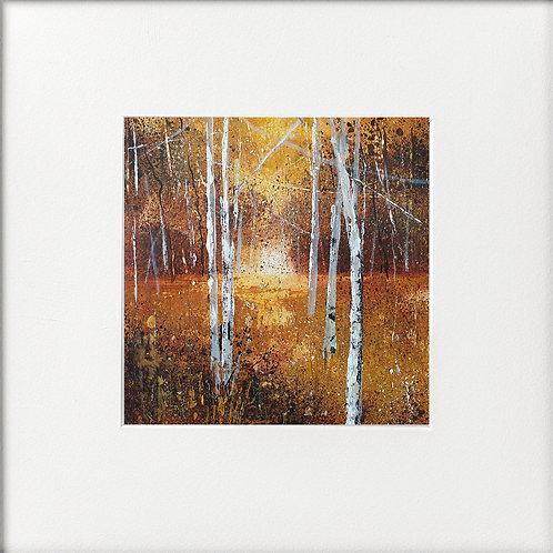 Seasons - Autumn Glint of gold