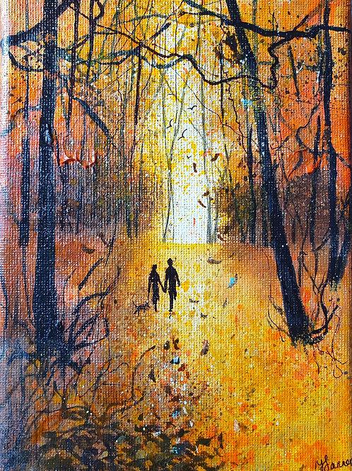 Seasons - Autumn Woodland Stroll