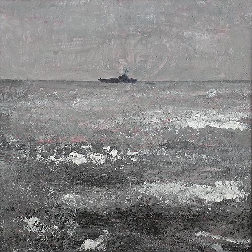 Grey Day at Sea