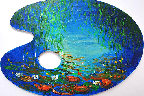 Monet's Palette
