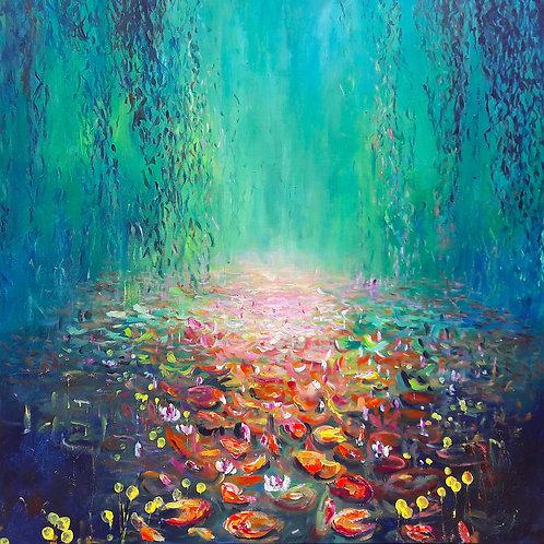 Large Waterlillies