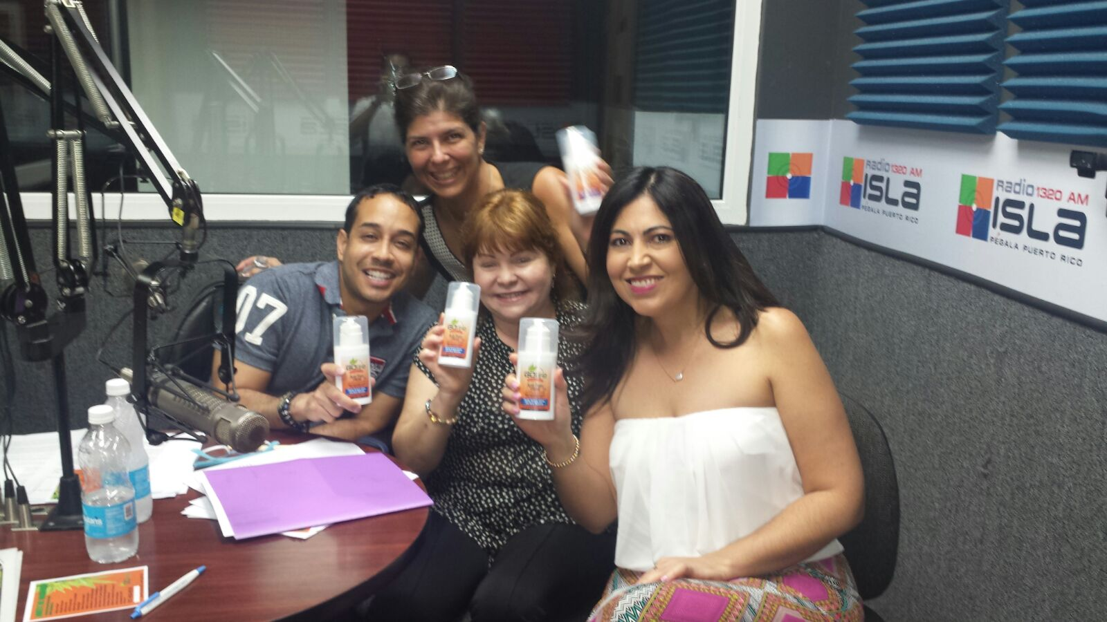 Entrevista Radioisla 1320