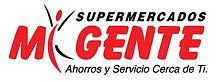 Logo Supermercados Mi Gente SOLO Nuevo (