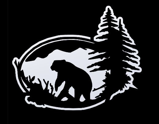 Bear and Nature Design