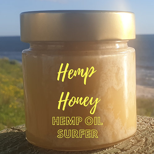 Rep Pack Hemp Honey x 5 Jars