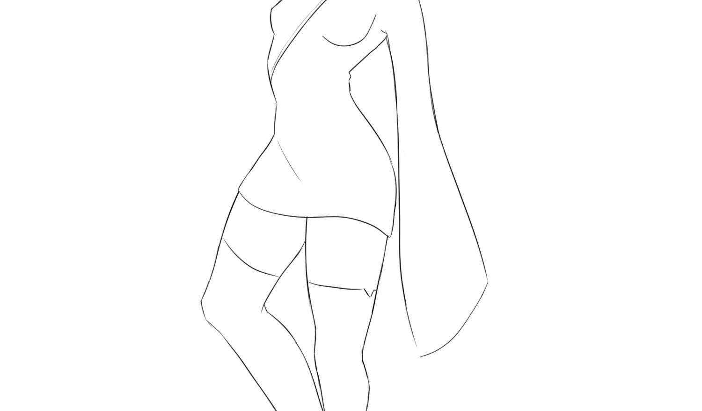 Refined Sketch 4