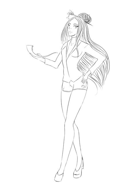 Refined Sketch 3