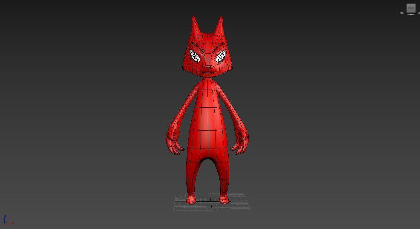 low-poly-fantasy-character-3d-model-low-