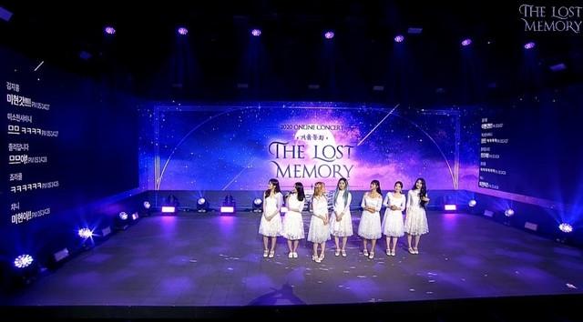 오마이걸 온라인콘서트_겨울동화 : The Lost Memory[20.11.22]